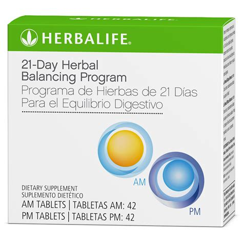 Herbalife 21 Day Detox Reviews by 21 Day Herbal Balancing Program For Your Digestive Health