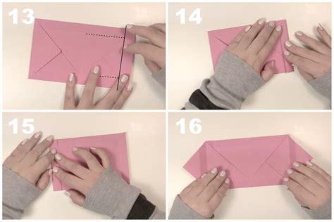 Origami Using Rectangle Paper - rectangular origami box