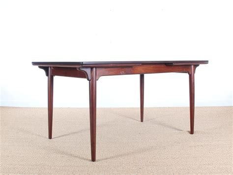 modern large dining table mid century modern large dining table by oman junior in