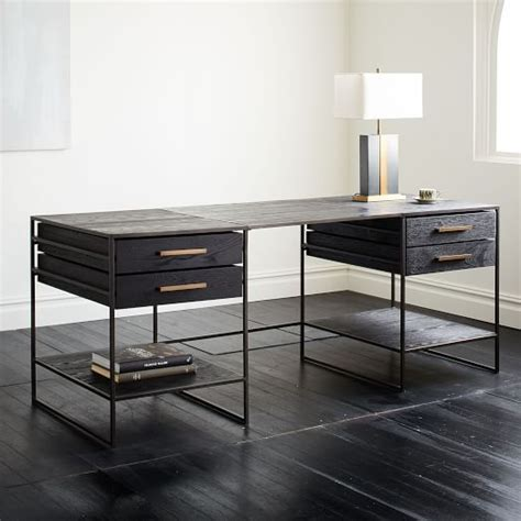 highland desk west elm