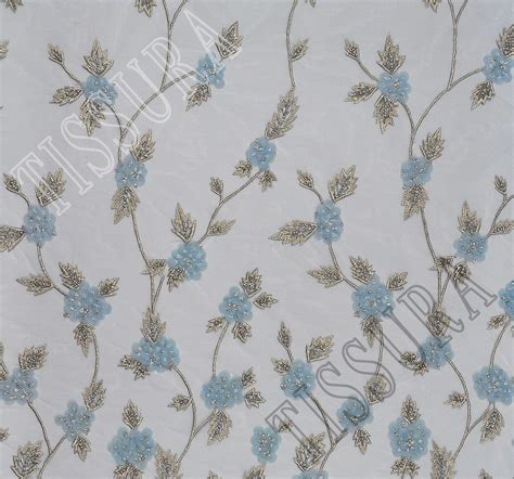 beaded tulle fabric embroidered beaded tulle fabric exclusive fabrics from