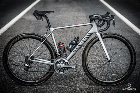 Canyon Ultimate CF SLX 9.0   LA VELOCITA.