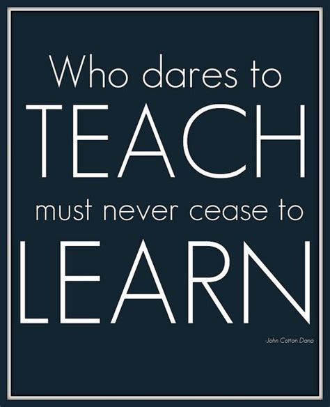 learning to teach in quotes for teachers professional development quotesgram