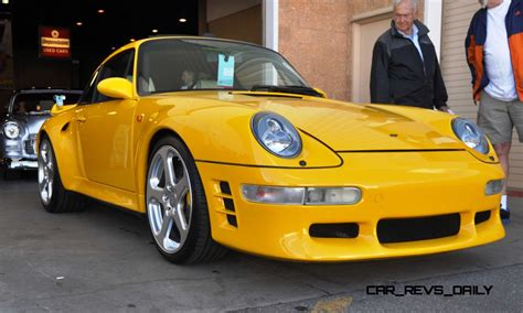 ruf porsche 911 1997 ruf porsche 911 turbo r yellowbird 33
