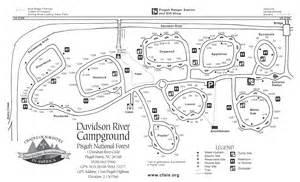 carolina cgrounds map davidson river cground cing in nc pisgah