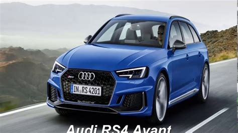 Audi Rs4 Twin Turbo by Audi Rs4 Avant The Audi Rs4 Avant Is 450 Hp Of Twin