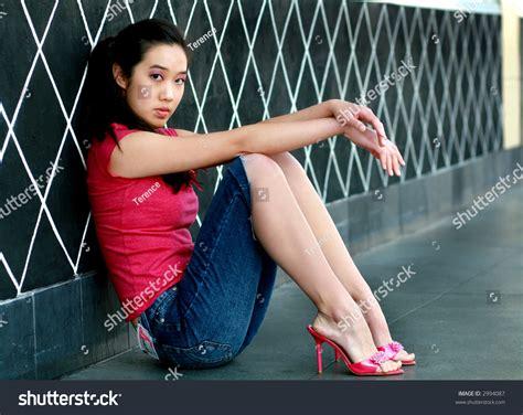 high heel preteen pretty teen heels stock photo 2994087 shutterstock