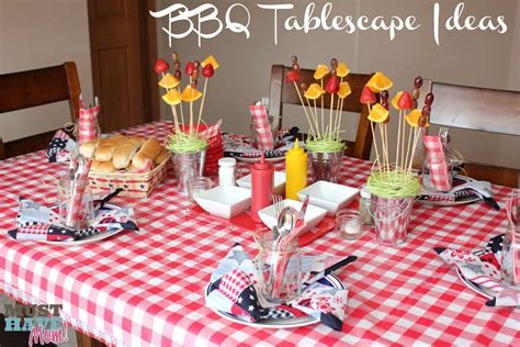 Backyard Bbq Tablescapes Host The Ultimate Bbq Bbq Ideas Tablescape