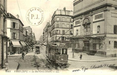1334882193 correspondance de stendhal vol carte postale ancienne paris xv la rue de la croix