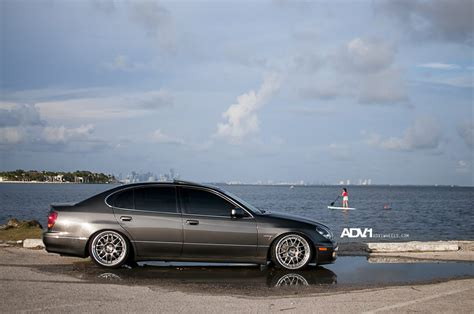 stanced lexus gs300 stanced gs300 baby mobile adv 1 wheels