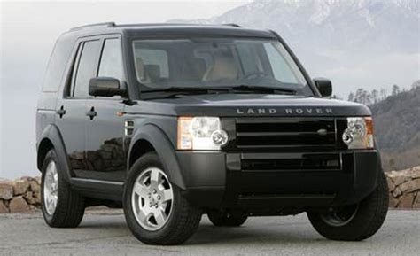 land rover lr3 black car and driver