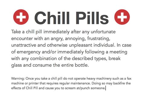 Chill Pills best 25 chill pills label ideas on chill pill