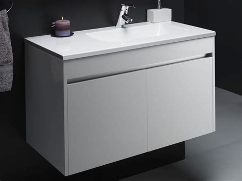 rifco 750 wall hung vanity unit bathroom