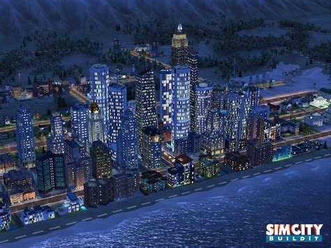 simcity layout iphone simcity buildit announced for ios and android