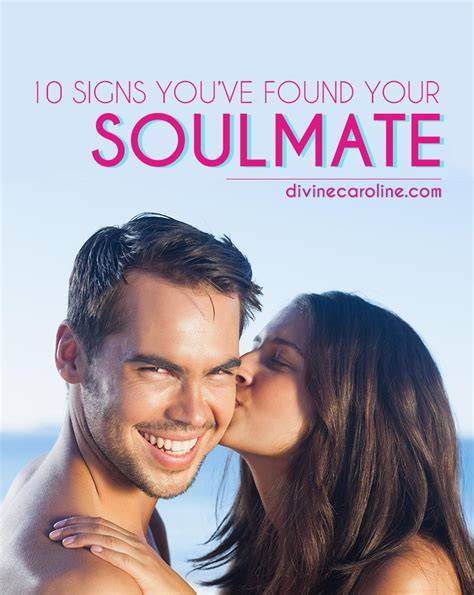 10 Signs You Are Dating The Of Your Dreams by 10 Signs You Ve Found Your Soulmate More