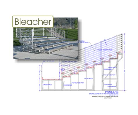 Dimensions Of A Park Bench Aluminum Seating Inc Manufacturer Of All Aluminum