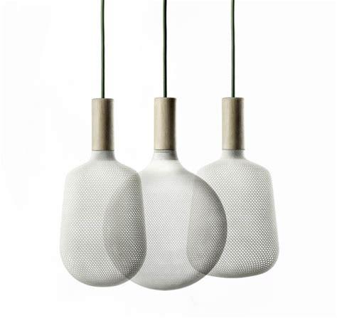 Trendy Pendant Lights 3ders Org Stylish Afillia Polyamide Lighting Pendants 3d Printed 3d Printer News 3d