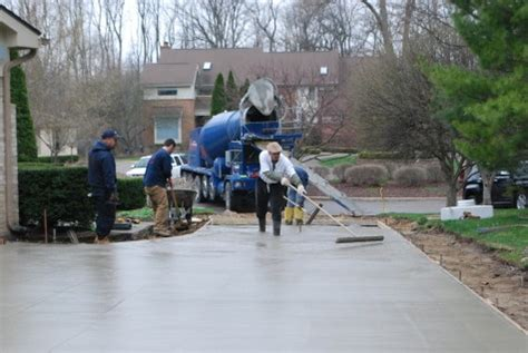 Driveway Garage Transition by Designing Driveways Dirt Simple