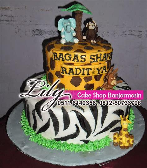 cake shop banjarmasin kue dua tiga empat lima tingkat