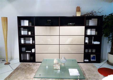 libreria poliform libreria wall system poliform legno weng 232 sconto 32