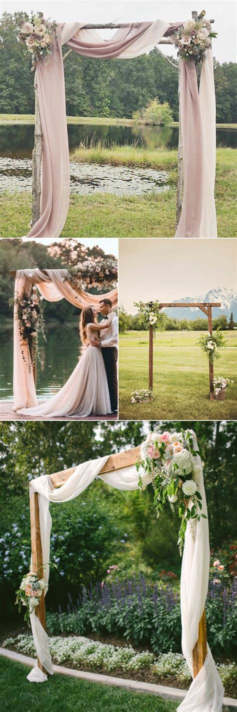 Rustic Backyard Wedding Ideas 32 Rustic Wedding Decoration Ideas To Inspire Your Big Day Oh Best Day