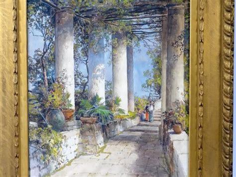 italian veranda prosper louis senat italian veranda painting