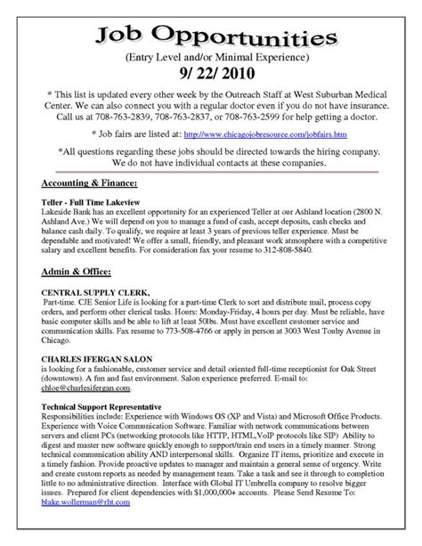 stunning resume format for billing file clerk resume no experience dadaji us