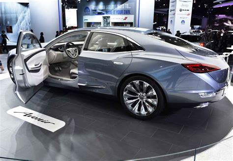 gmc sedan concept a buick 2015 avenir sedan concept demonstrating a