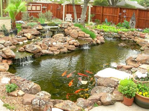 backyard pond builders koi ponds gallery sublime water garden construction