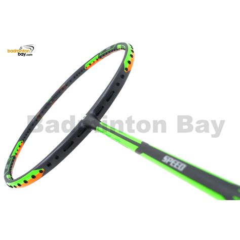 Raket Badminton Original Apacs Dual Power Speed apacs dual power speed version 2 grey badminton racket 4u