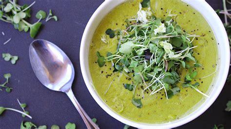 Broccoli Arugula Detox Soup by Broccoli Arugula Soup Recipe Dishmaps