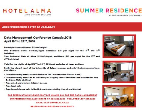 Mba Calgary Requirements by Dmc Calgary 2018 Data Management And Intelligence