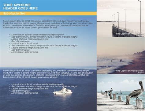 lucidpress brochure templates mediterranean business brochure template lucidpress