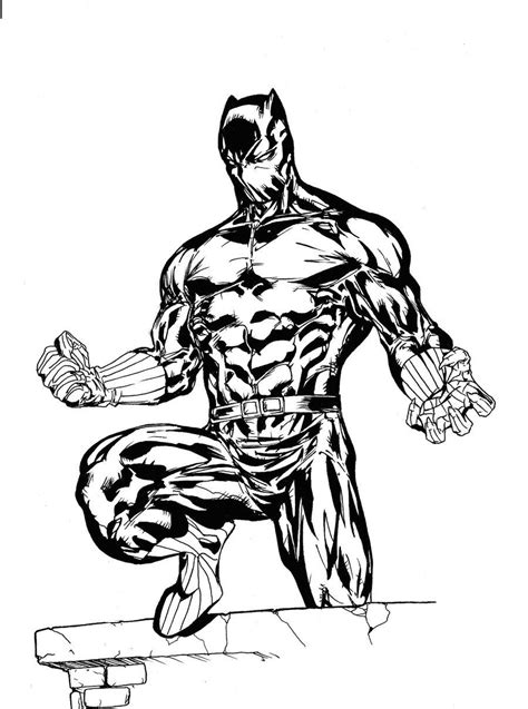 color your own black panther books black panther coloring pages az coloring pages