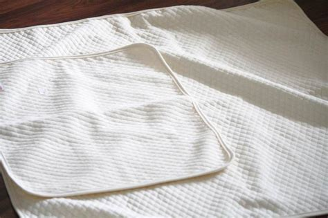 bamboo crib mattress organic crib mattress protector naturepedic waterproof