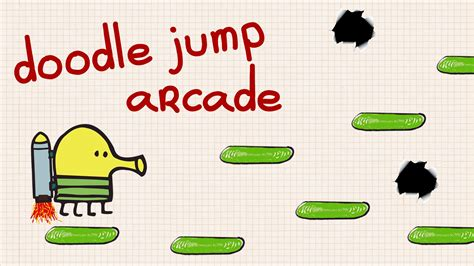 how to make doodle jump on maker doodle jump arcade ticket