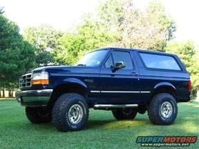 90 Ford Bronco Wtb 90 S Model Ford Bronco Arkansas Crawlers 4x4 Forum