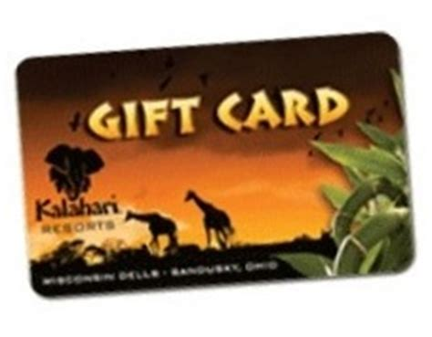 Kalahari Gift Cards - thanks mail carrier kalahari resorts in wisconsin dells the ultimate family