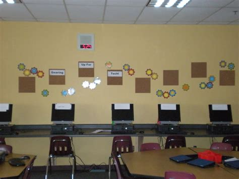 design lab decor ing tech teacher lab bulletin board ideas do they exist of
