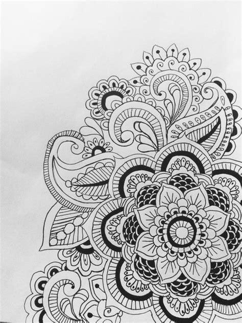 imagenes de mandalas hipster tumblr henna paisley tumblr