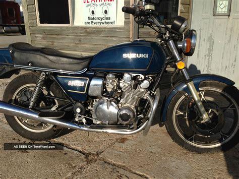 1980 Suzuki Gs1000 1980 Suzuki Gs1000 Classic Gs 1000g Find Vintage Cafe