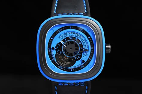 Sevenfriday P 22 B Diskon Grosir sevenfriday s new colour watches energetic attractive