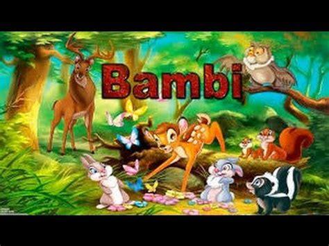 film disney complet bambi 2 film complet en francais dessin anim 233 bambi dvd