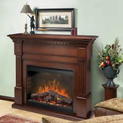 dimplex sussex cherry electric fireplace at hayneedle