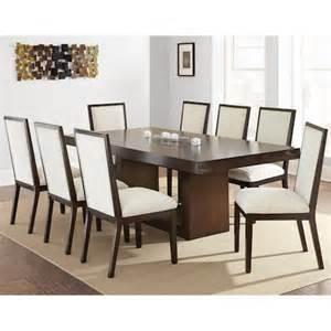 Dining Room Sets Atlanta Ga by Steve Silver Antonio Contemporary Dining Set With