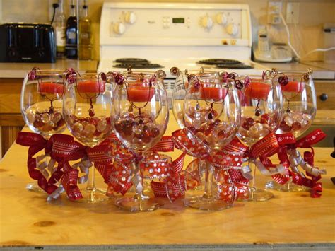 Goodwill Home Decor by Wine Glass Centerpiece Ideas 5 Fun Wine Glass
