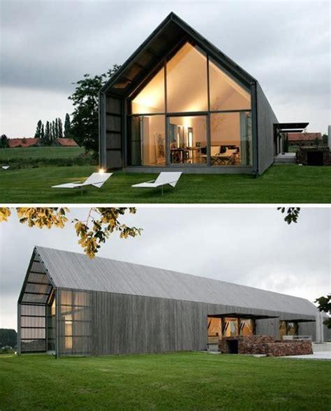scheune modern 66 house design inspirations architecture