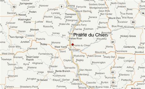 Prairie du Chien Location Guide