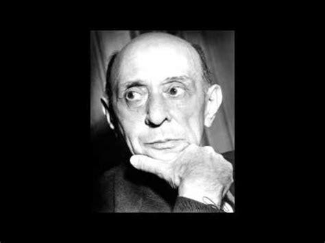 Buch Garten by Schoenberg Two Songs From Quot Buch Der Hangenden Garten Quot Erica 1937