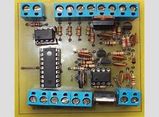Détecteur d'obstacles et distance avec Ultrason Signal Amplification